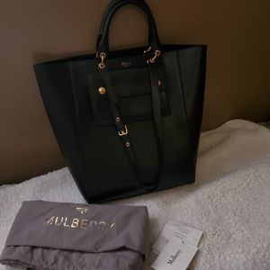 AUTHENTIC  MULBERRY TOTE
